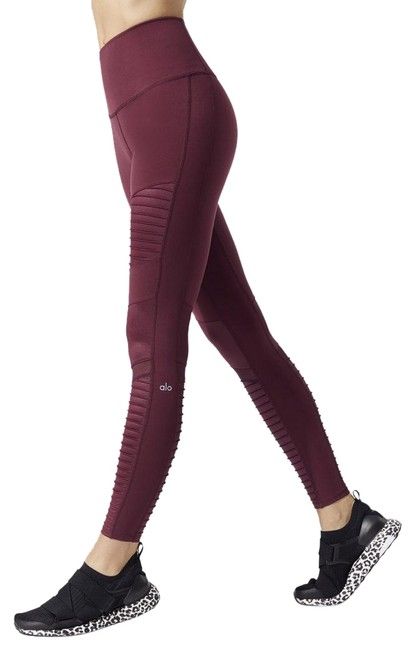Preload https://img-static.tradesy.com/item/24391708/alo-burgundy-high-waist-moto-in-cherry-glossy-activewear-bottoms-size-8-m-29-30-0-1-650-650.jpg