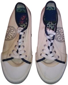 Tory Burch Canvas Sneaker White Athletic