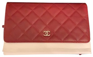 Chanel Woc Cross Body Bag