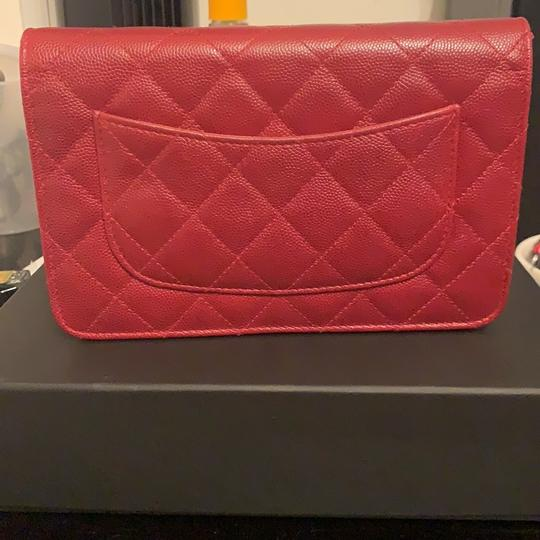 Chanel Woc Cross Body Bag Image 10