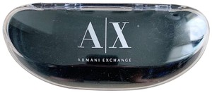 A|X Armani Exchange Hardshell sunglasses case