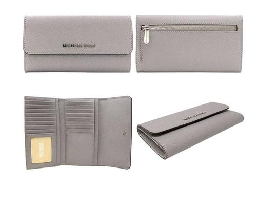 Michael Kors Michael Kors Jet set Leather Wallet Image 5