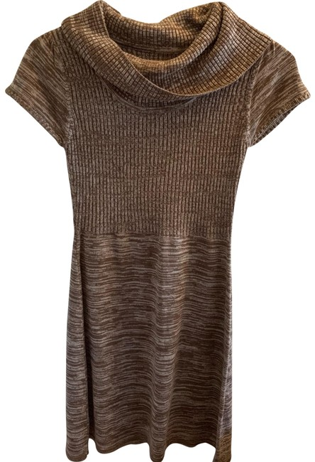 Preload https://img-static.tradesy.com/item/24391958/calvin-klein-cowl-neck-sweater-short-casual-dress-size-2-xs-0-1-650-650.jpg