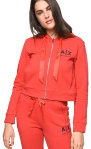 A|X Armani Exchange red Jacket