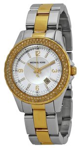 Michael Kors Michael Kors Women's Madison Two-tone Stainless Steel Watch MK5584