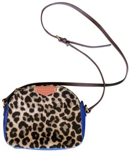 efb515ac7168 Marc by Marc Jacobs Calfskin Leather Lambskin Gold Hardware Cross Body Bag