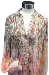 Haute Hippie Top multi snake