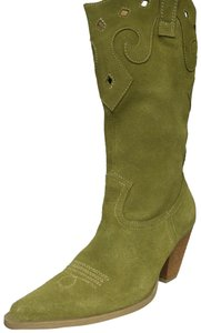 Luichiny green Boots