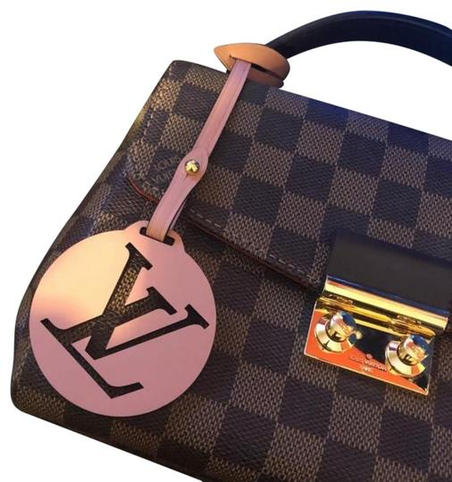 Preload https://item2.tradesy.com/images/louis-vuitton-pink-bag-leather-charm-24394231-0-2.jpg?width=440&height=440