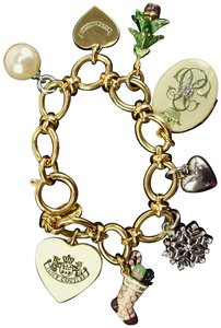 Juicy Couture Metal Holiday Charm (mn)