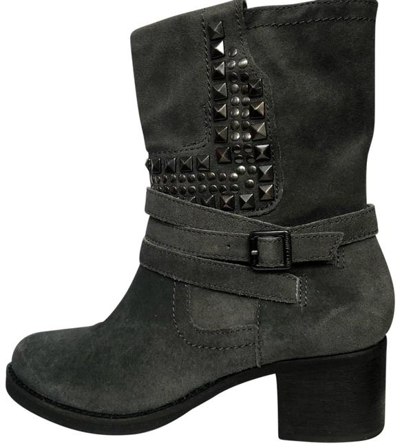 Item - Dark Gray O Boots/Booties Size US 6.5 Regular (M, B)
