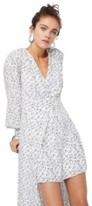 Free People short dress White 2-fer on Tradesy
