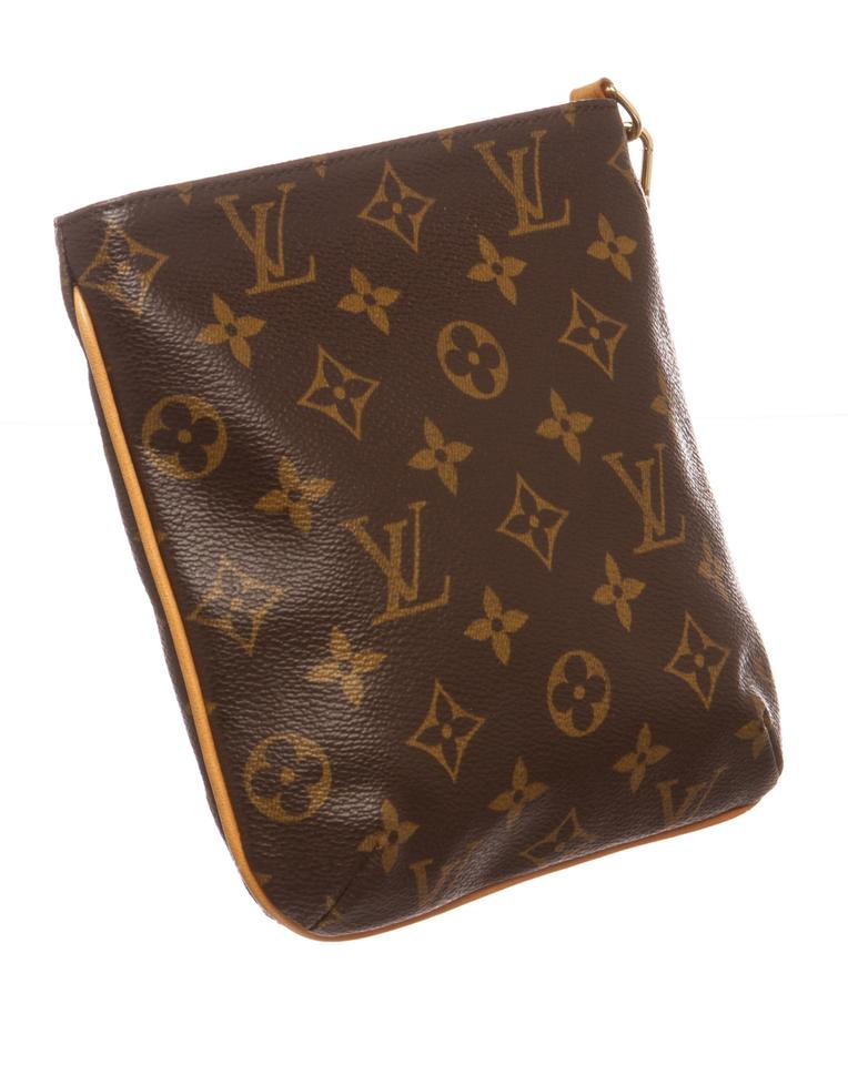 2f6a76f06cbc Louis Vuitton Partition Brown Monogram Coated Canvas and Leather ...