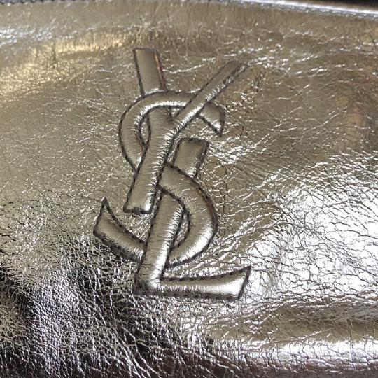 Saint Laurent Saint Laurent Cosmetic Bag Image 5