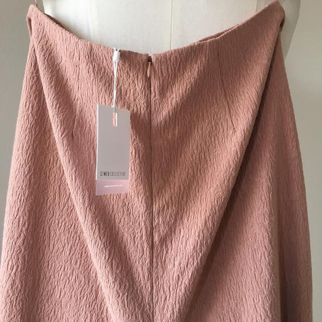 C/meo Collective Mermaid Cotton Flare High Waist Skirt biscuit Image 6