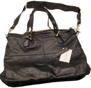 Liebeskind Leather Tote in Black
