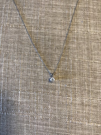 Hearts on Fire Diamond solitaire necklace