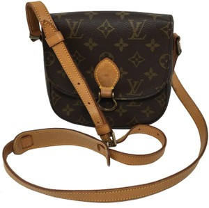 2249a2e7c3e7 Saint Cloud St Monogram Canvas Cross Body Bag.  617.50. Louis Vuitton Cross  Body Bag