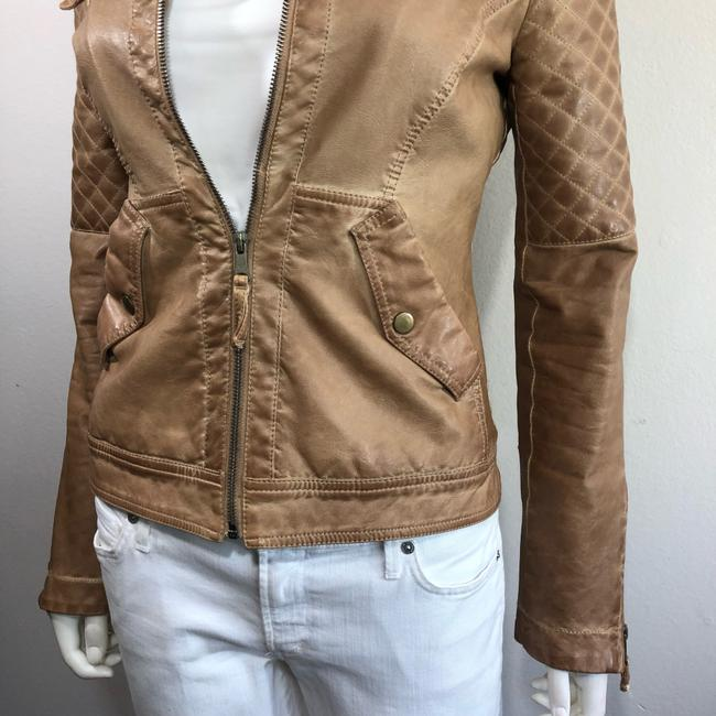 Zara Motorcycle Jacket Image 2