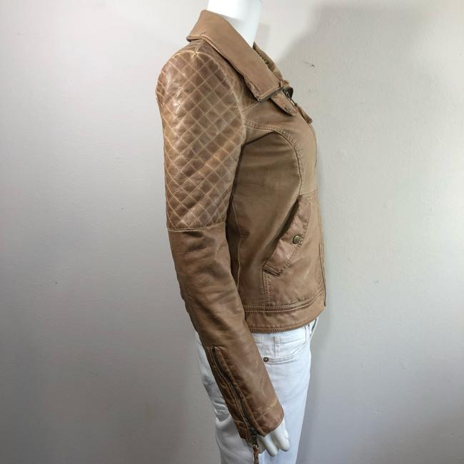 Zara Motorcycle Jacket Image 4