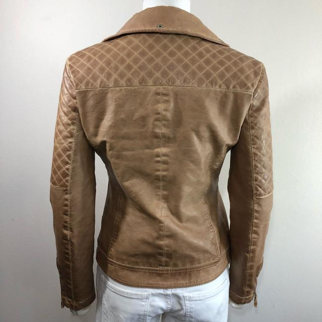 Zara Motorcycle Jacket Image 5