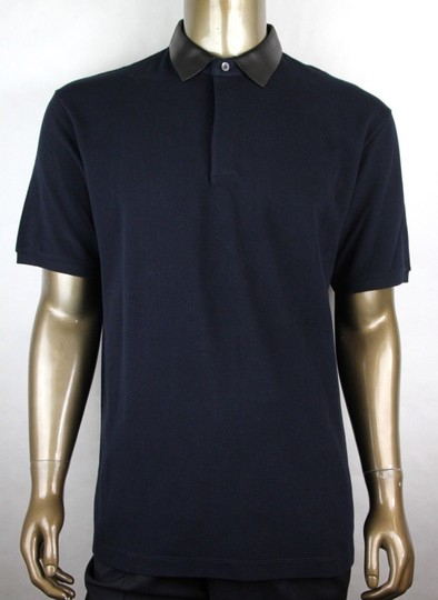 Preload https://img-static.tradesy.com/item/24395733/gucci-ink-blue-cotton-polo-wdetachable-leather-collar-3xl-359523-4185-shirt-0-0-540-540.jpg