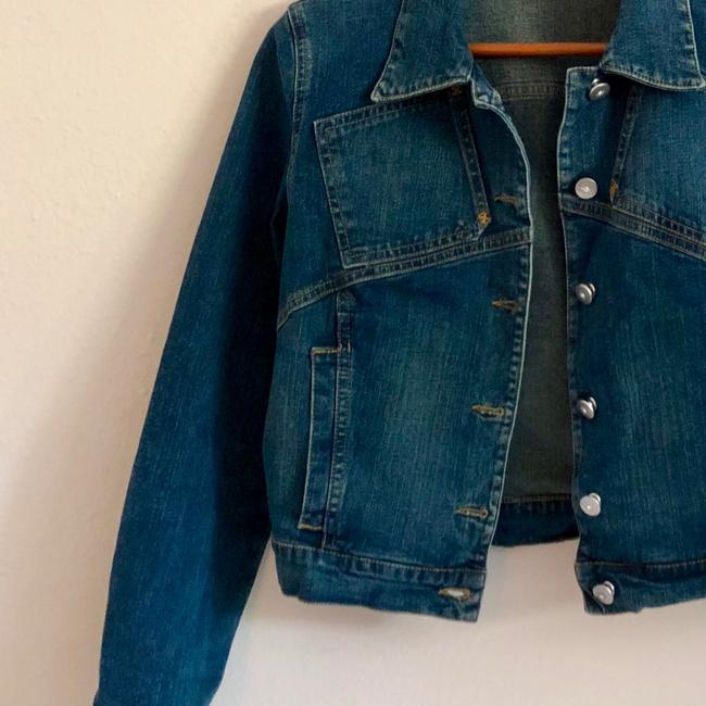 See by Chloé Womens Jean Jacket Image 2
