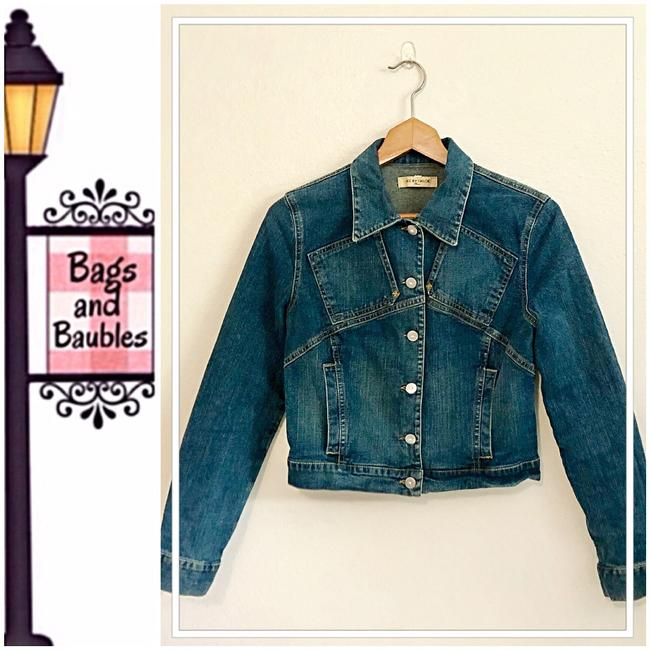 See by Chloé Womens Jean Jacket Image 3