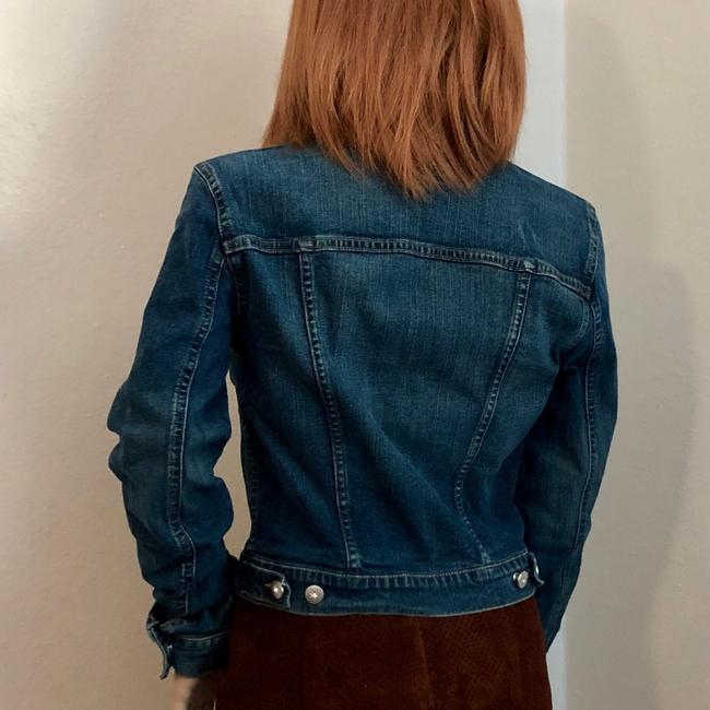 See by Chloé Womens Jean Jacket Image 5