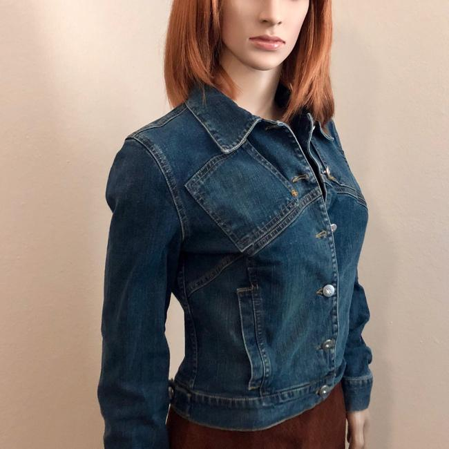 See by Chloé Womens Jean Jacket Image 6