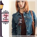 See by Chloé Womens Jean Jacket Image 7