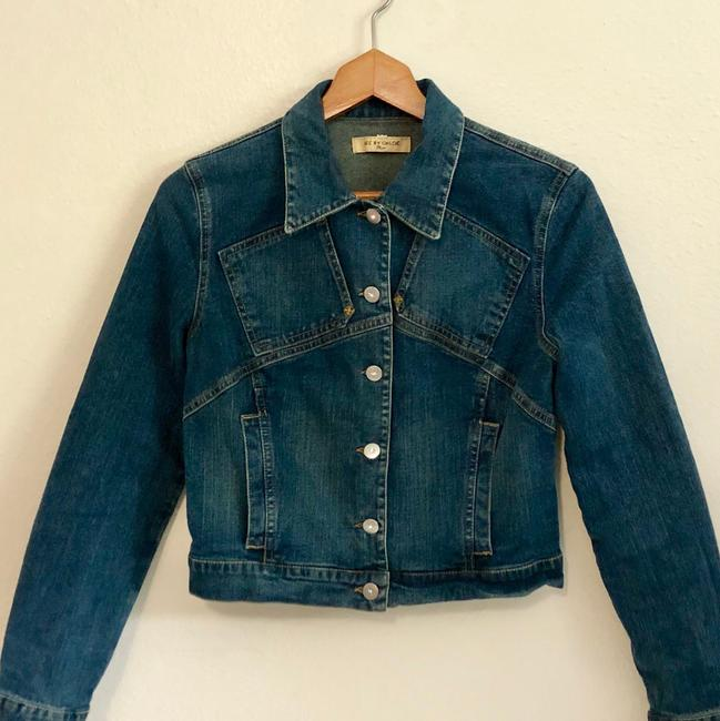 See by Chloé Womens Jean Jacket Image 9