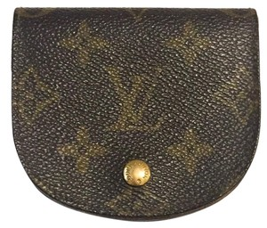 Louis Vuitton Porte Monnaie Gousset Coin Purse *WITH DUST BAG*