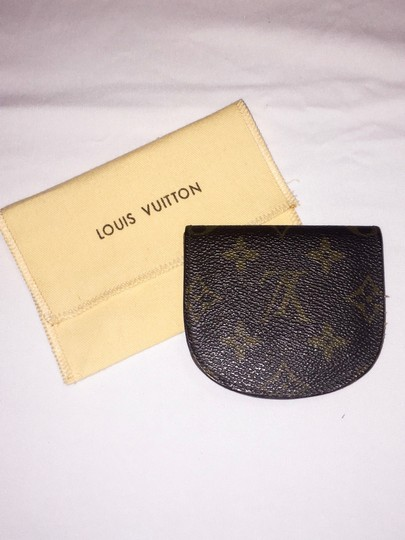 Louis Vuitton Porte Monnaie Gousset Coin Purse *WITH DUST BAG* Image 2