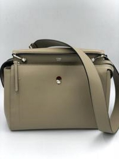Fendi Leather Made In Italy Cross Body Bag Image 1