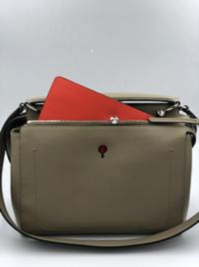 Fendi Leather Made In Italy Cross Body Bag Image 2