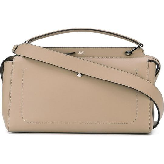 Fendi Leather Made In Italy Cross Body Bag Image 3