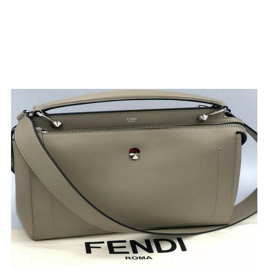 Fendi Leather Made In Italy Cross Body Bag Image 7