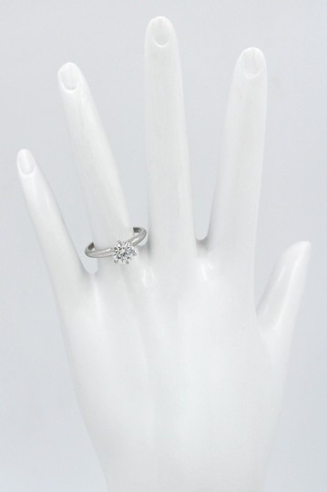 I Si1 Round 1.02 Cts 14k White Gold Engagement Ring Image 8