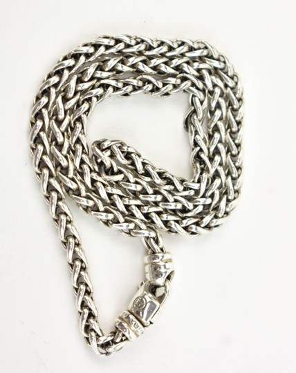 David Yurman Wheat Chain Necklace (mn) Image 2