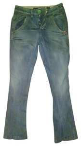 Miss Sixty Boot Cut Jeans-Light Wash