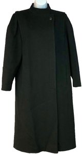 Braefair Wool Trench Coat