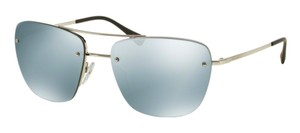 Prada New Small Pilot with SPS 52R 1BC5K2 Free 3 Day Shipping