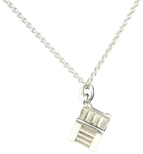 Preload https://img-static.tradesy.com/item/24396165/tiffany-and-co-sterling-silver-atlas-cube-pq-necklace-0-1-540-540.jpg