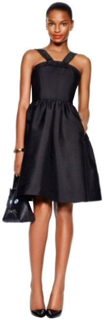 Preload https://img-static.tradesy.com/item/24396289/kate-spade-black-pave-trim-fit-and-flare-little-mid-length-cocktail-dress-size-10-m-0-1-650-650.jpg