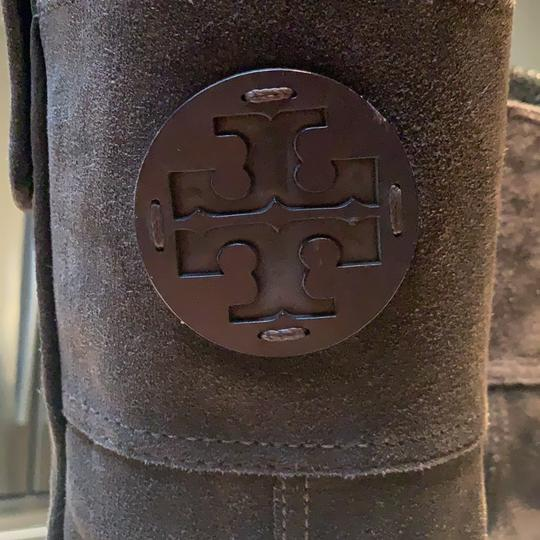 Tory Burch Brown Suede Boots Image 5