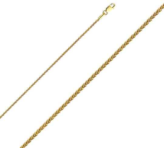 Preload https://img-static.tradesy.com/item/24396410/yellow-14k-14-mm-round-wheat-chain-20-necklace-0-1-540-540.jpg