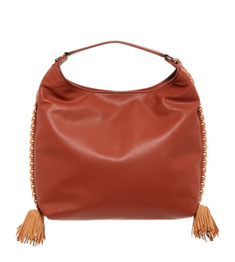 Rebecca Minkoff Leather Hobo Bag Image 2
