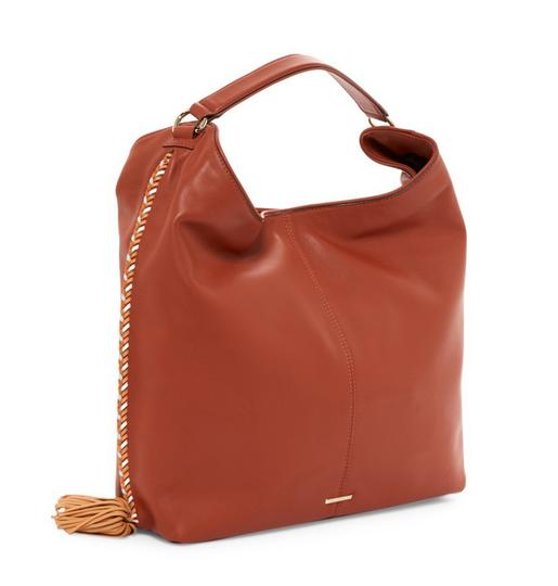 Rebecca Minkoff Leather Hobo Bag Image 3