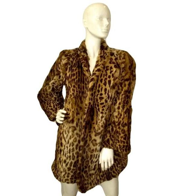 Movieland Fur Studio Vintage Fur Coat Image 6